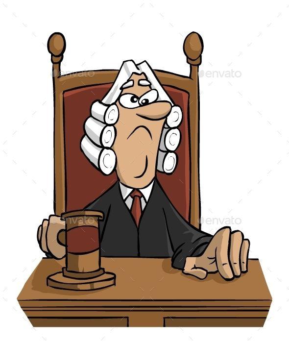 cartoon judge cartoon graphics and vector file rh pinterest com animated clipart judge judge clipart