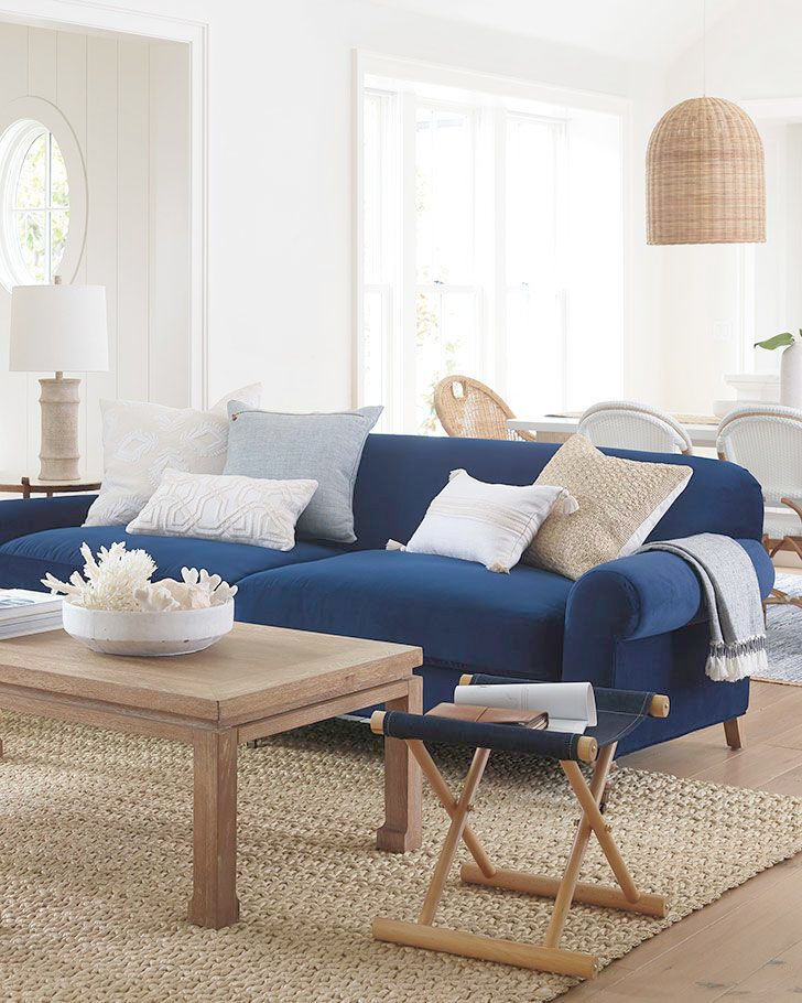 Home Decorators Collection Ashburn Versus Home Decor Stores El Paso Tx Blue Sofa Living Blue Sofas Living Room Navy Sofa Living Room