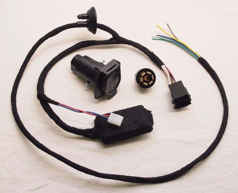 Electronic Trailer Wiring Harness For W463 G Class From 2002 To