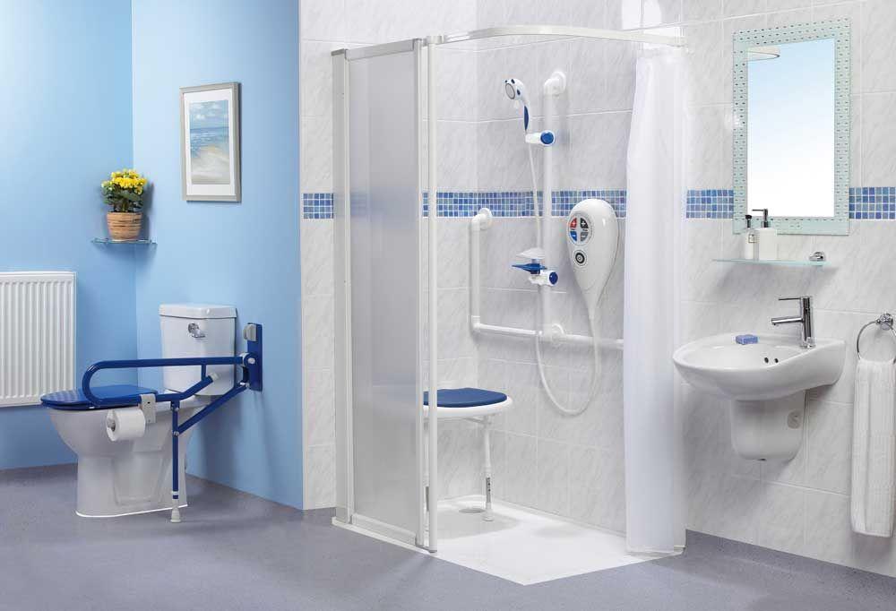 Disabled Bathroom Home Decor Pinterest Disabled Bathroom - Bathroom help for disabled for bathroom decor ideas