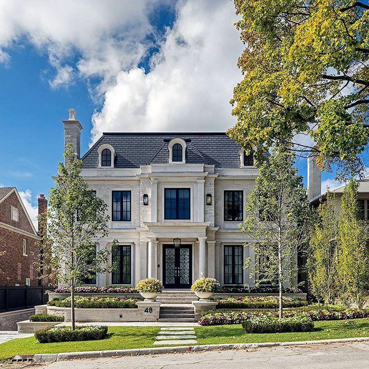 Custom Home Designs Toronto: Pin On New