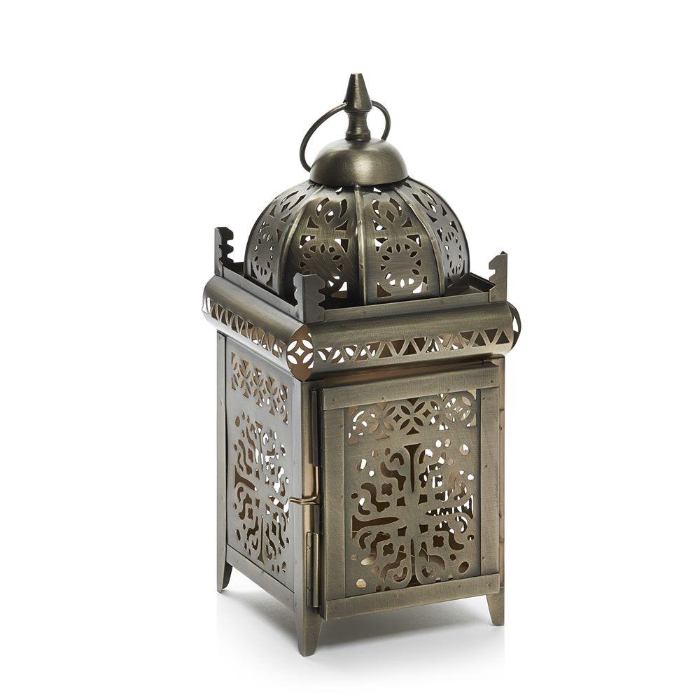 Wilko Moroccan Lantern Bronze Medium Moroccan Lanterns Moroccan Lamp Lanterns