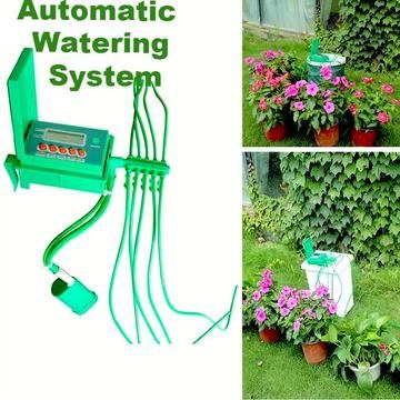 Automatic Micro Home Irrigation Kits System All Technology Stuff