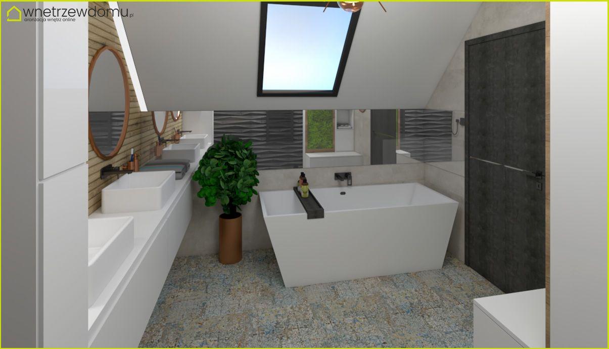 łazienka Ze Skosami łazienka W 2019 łazienka