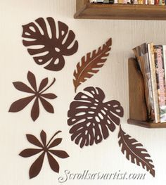 Scroll Saw Patterns :: Nature & out ably a near future project for me