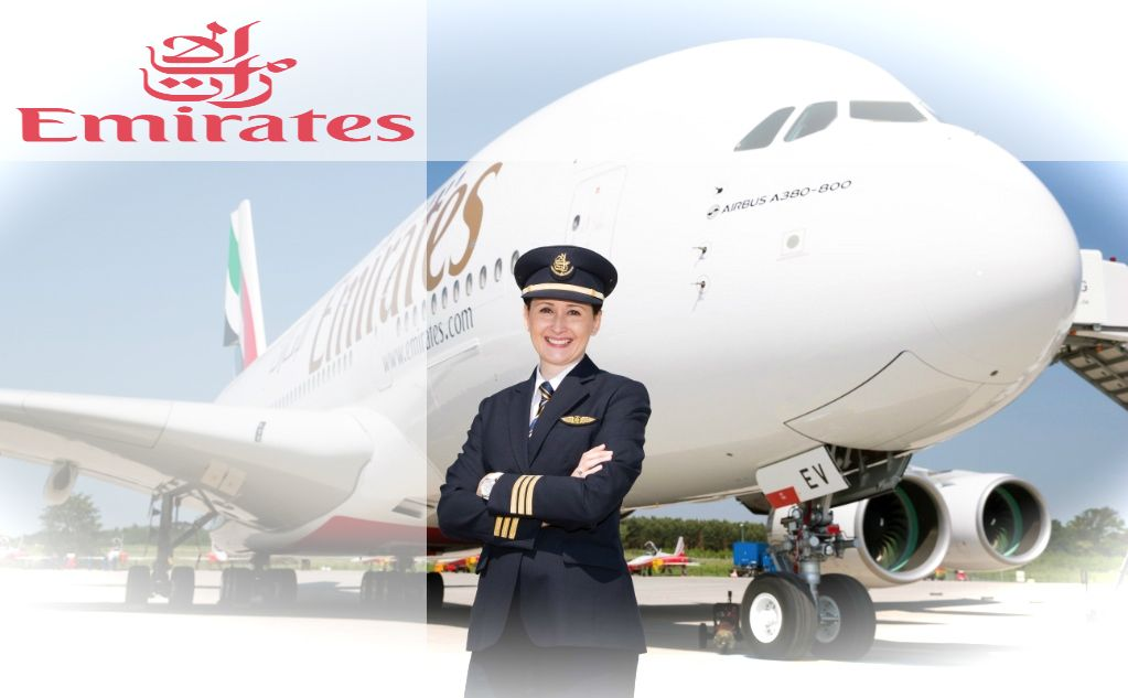 German born First Officer Angelika Barufke talks about her
