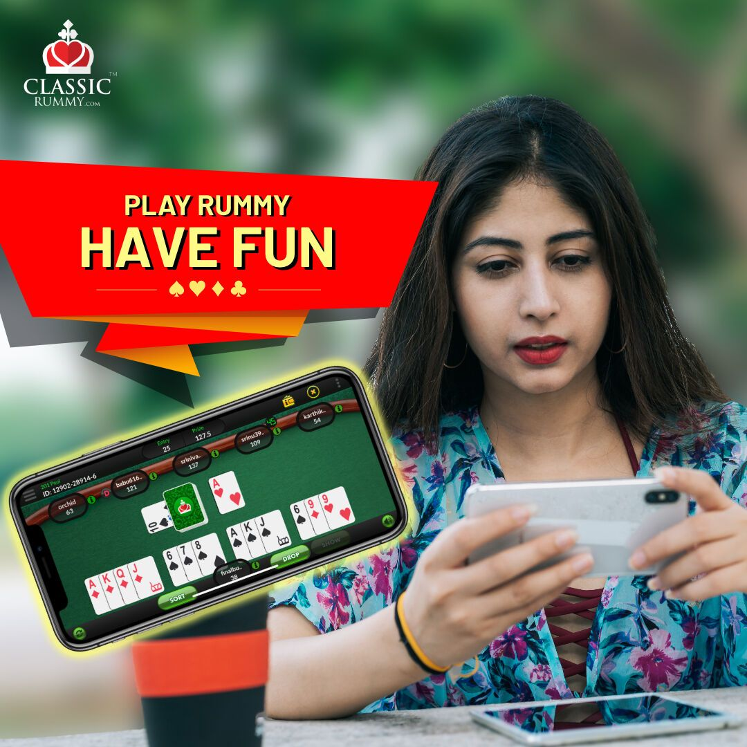 Winning is Thrilling on Classic Rummy Rummy 🎉 Get ₹10,000