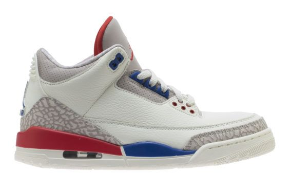 quality design 46107 d532e What Would You Rate The Air Jordan 3 Charity Game (International Flight)