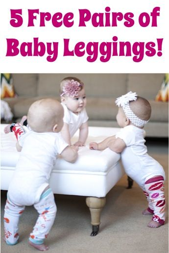007b10e8f2e6 5 FREE Pairs of Baby Leggings!  just pay s h  ~ these make a great ...