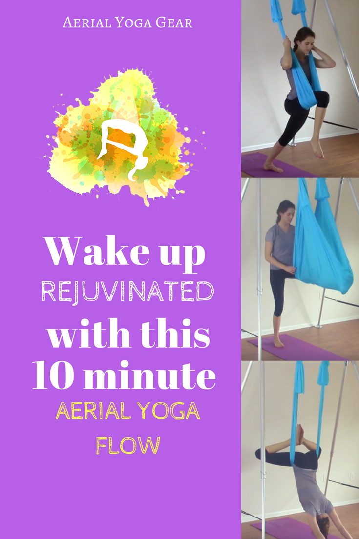 Pin By Uplift Active On Aerial Yoga Aerial Yoga Yoga Poses For Beginners Air Yoga