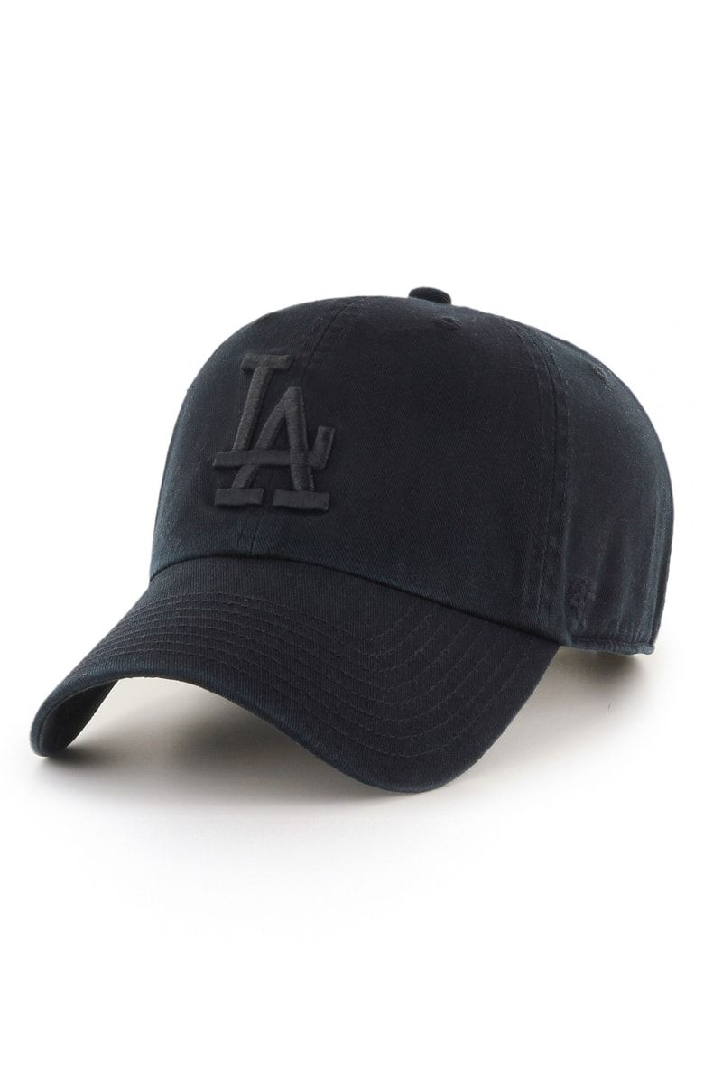 Free Shipping And Returns On 47 Clean Up La Dodgers Baseball Cap At Nordstrom Com Rep Your Love F La Dodgers Hat Black Black Hat Baseball La Dodgers Baseball
