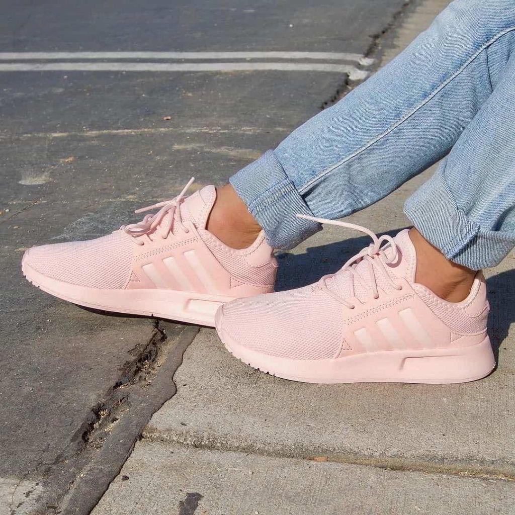 Модні кольори кросівок та кед осінь зима 2018 2019 | Pink