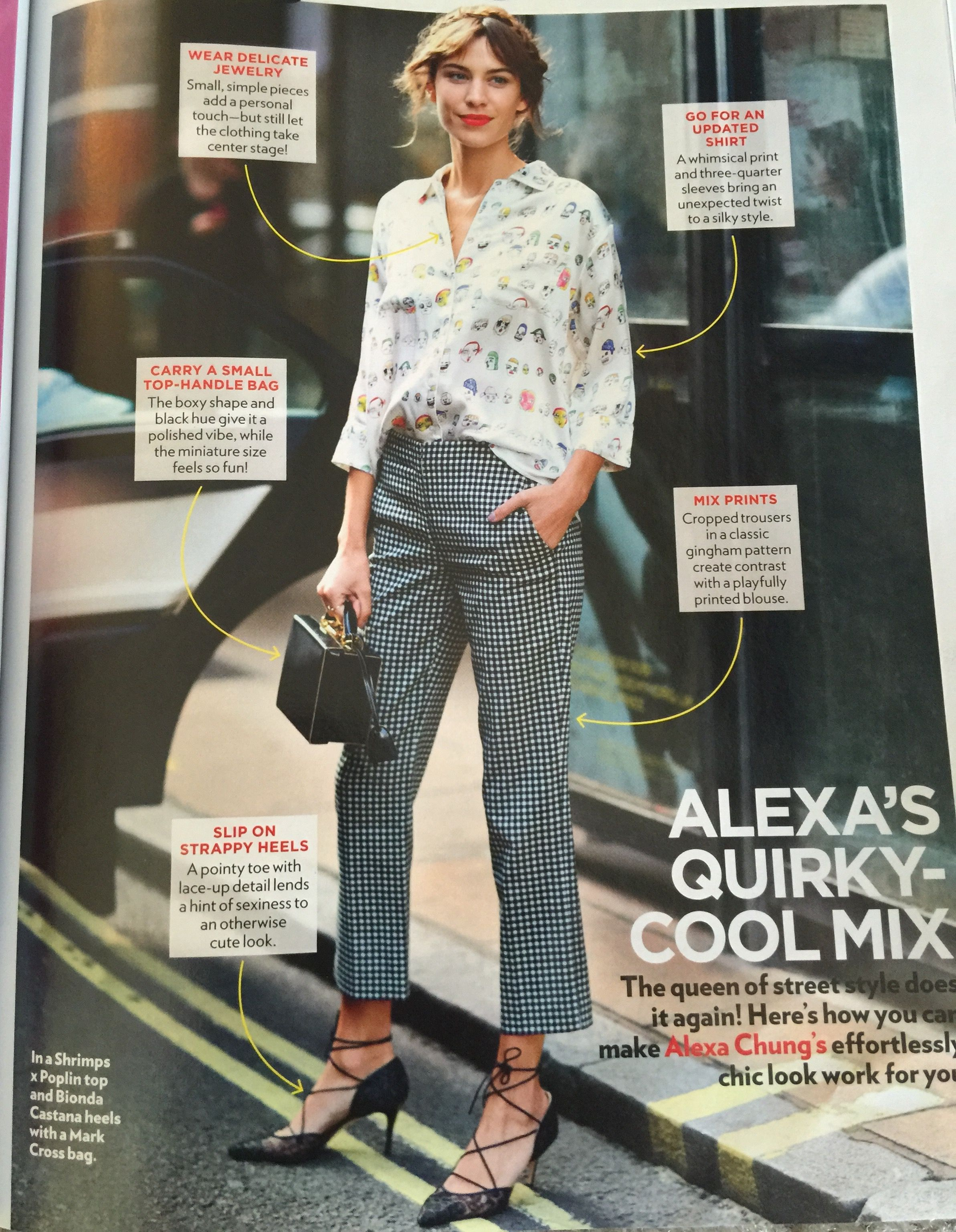 00c1964e73 Pin by Heather Ashley on Alexa Chung and Alexis Bledel style ...