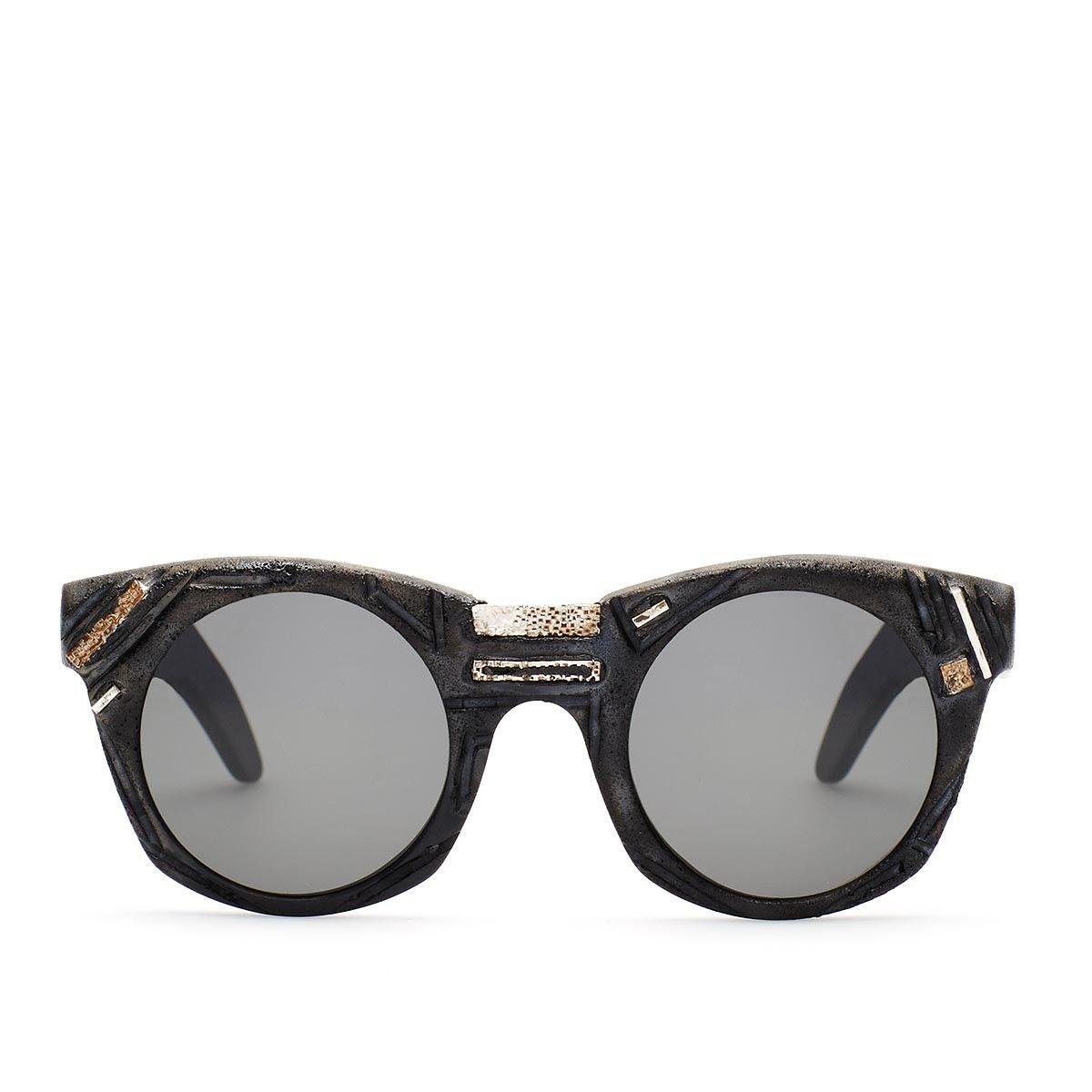 U6 Bm Bt Sunglasses From Kuboraum Collection Sunglasses Mens Accessories Square Sunglass