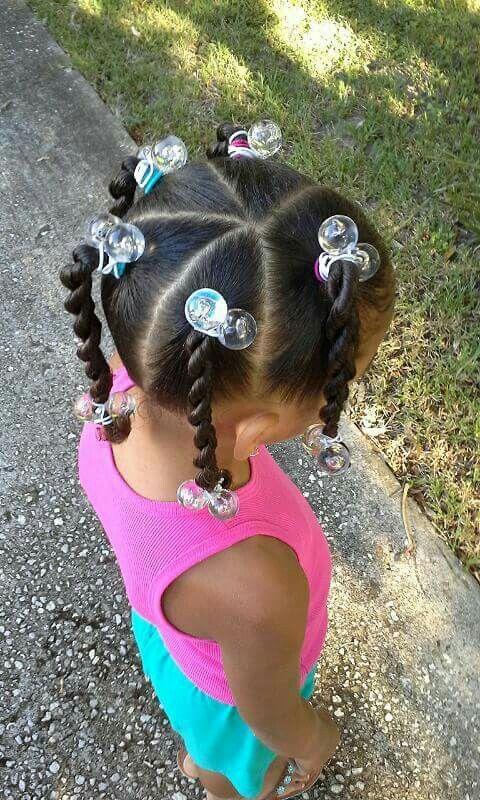 Biracial Hair Baby Hairstyles Kids Hairstyles Girls Lil Girl Hairstyles