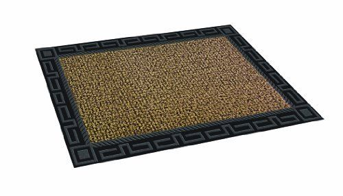 Clean Machine Omega Doormat, Desert Taupe by Clean Machine. $27.00. Made from genuine astrturf. Great in snow or hot weather. Clean machine technology holds and hides over one pound of dirt. Care shake out dirt and wash with garden hose. Resists mildew and moisture. The hardest working doormats in the world. Clean machine branded doormats are exclusively made with genuine astroturf scraper blades which have been keeping homes clean for over 45-year. This omega mat, 24-in...
