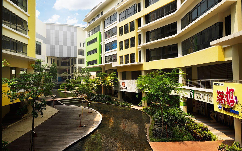 Setia Walk, Pusat Bandar Puchong Setia Walk office for