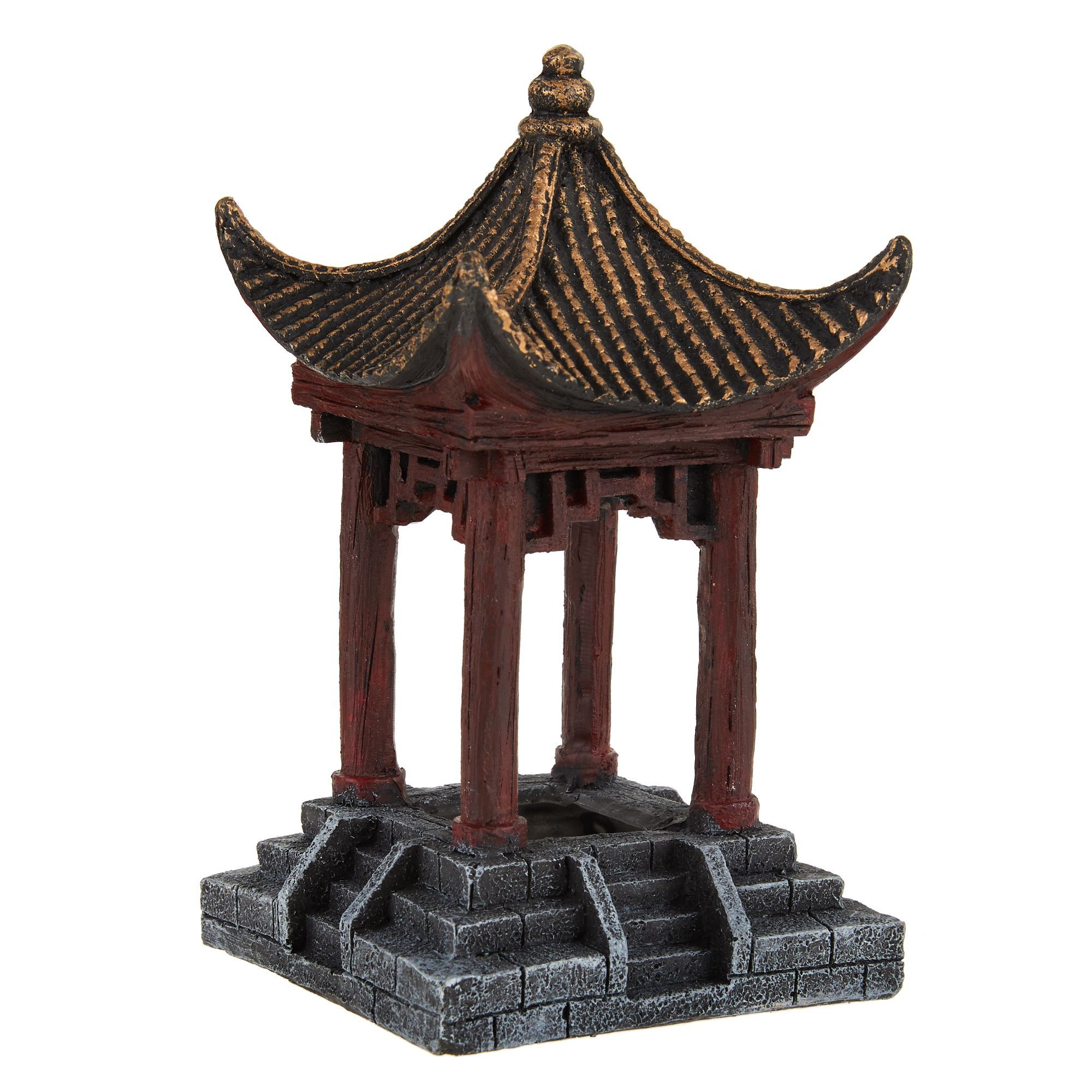Top Fin® Asian Pagoda Aquarium Ornament