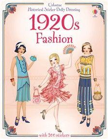 1920s Fashion At Usborne Children S Books 1920s Fashion Dolly Dress Usborne Books