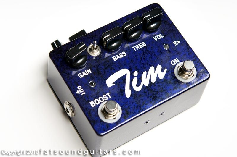the Tim. the latest must have overdrive. #Effector