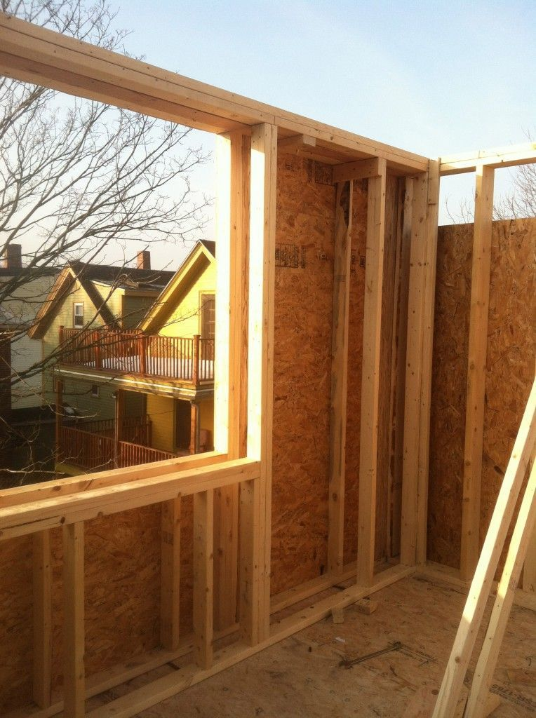 Photo Of Double Stud Wall Architecture In 2019 Framing