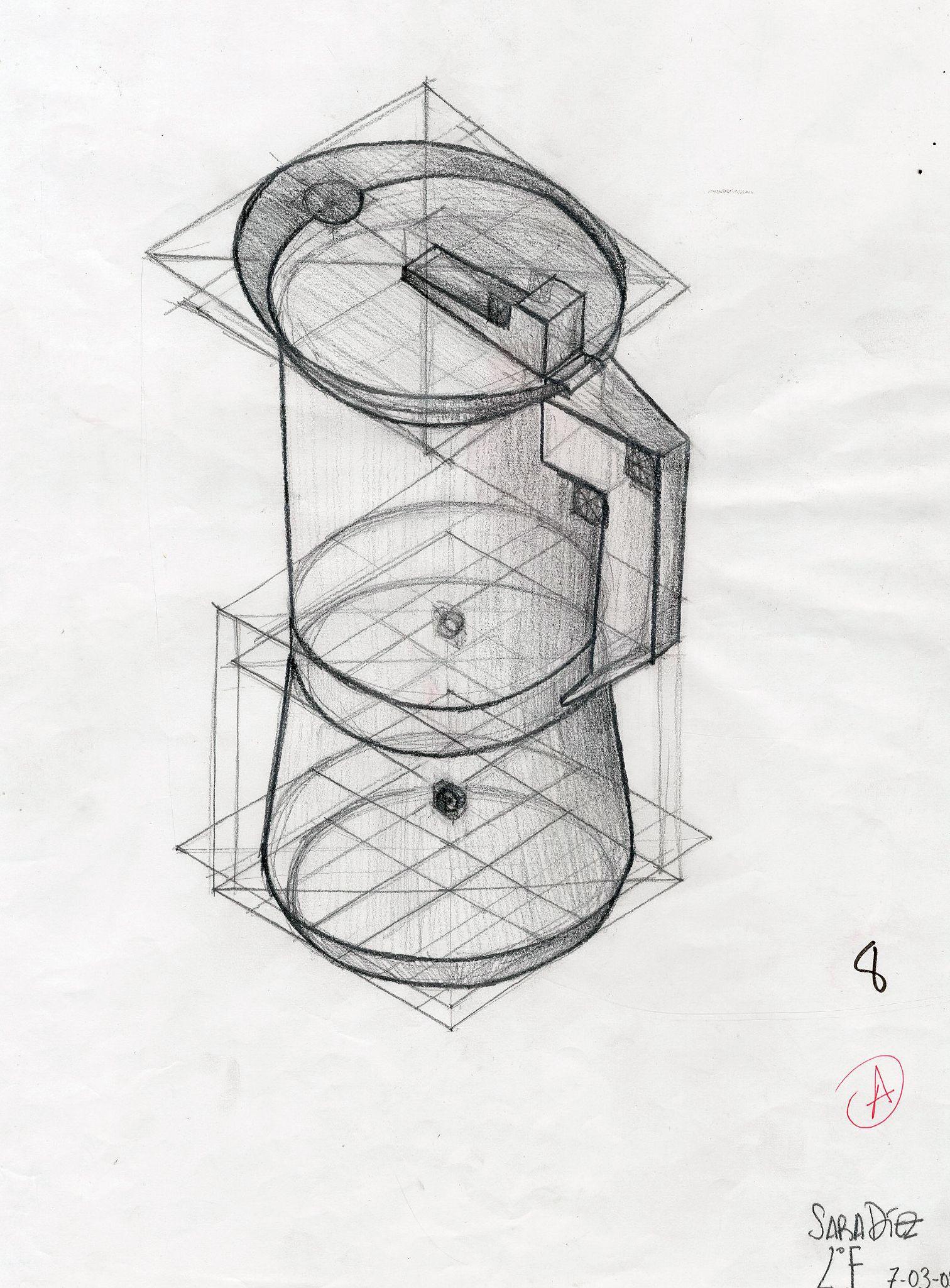 Dibujo Constructivo Din A3