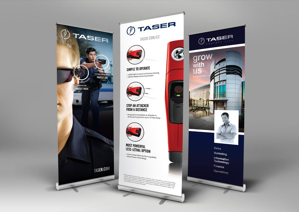 retractable banner design ideas google search