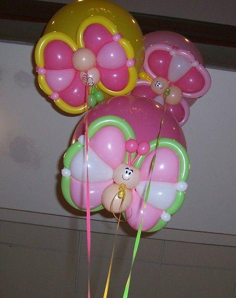 Butterfly Twist Balloon