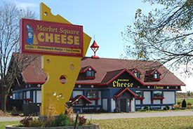 Cheese Factory Tours Bay Area
