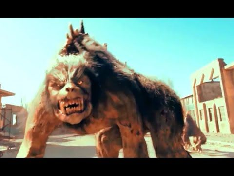 Werewolf Fight Scene Monster Giant Lycan Hd Watches In 2019