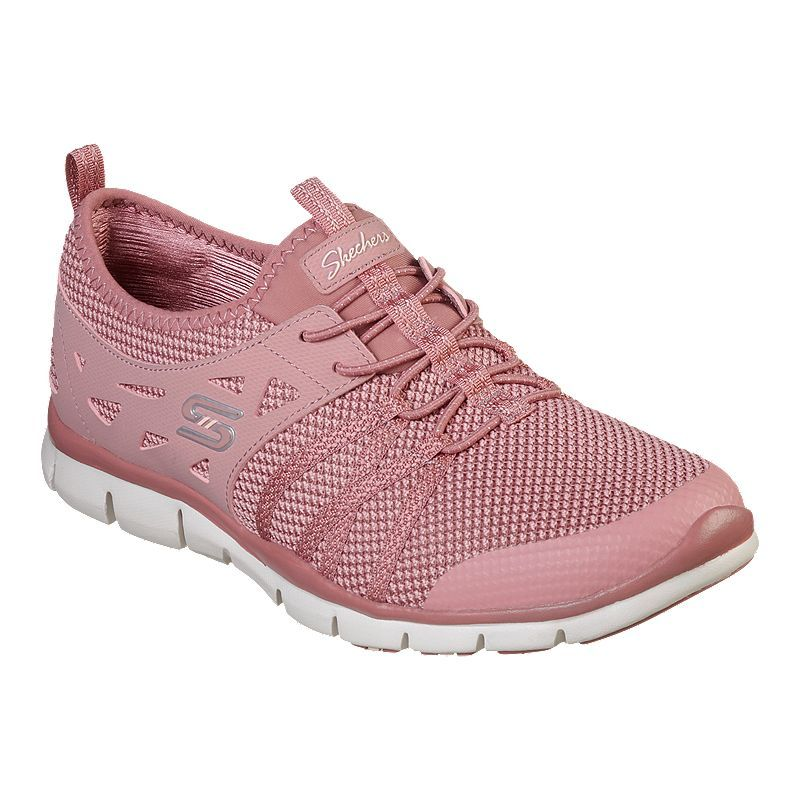 Skechers Women's Gratis What a Sight Shoes Rose | Skechers