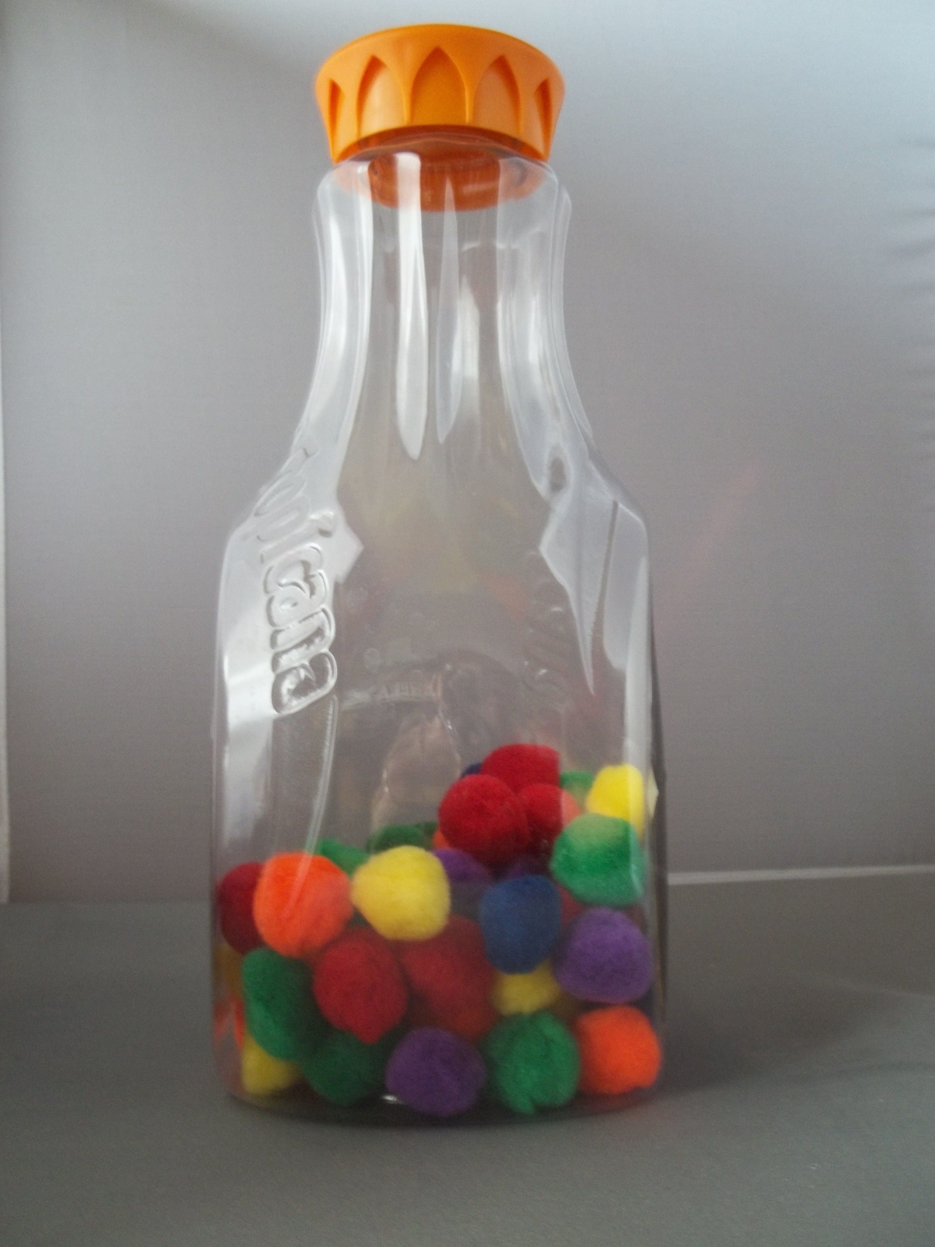 Can a homemade toy be as attractive to a 2yr. as an ...