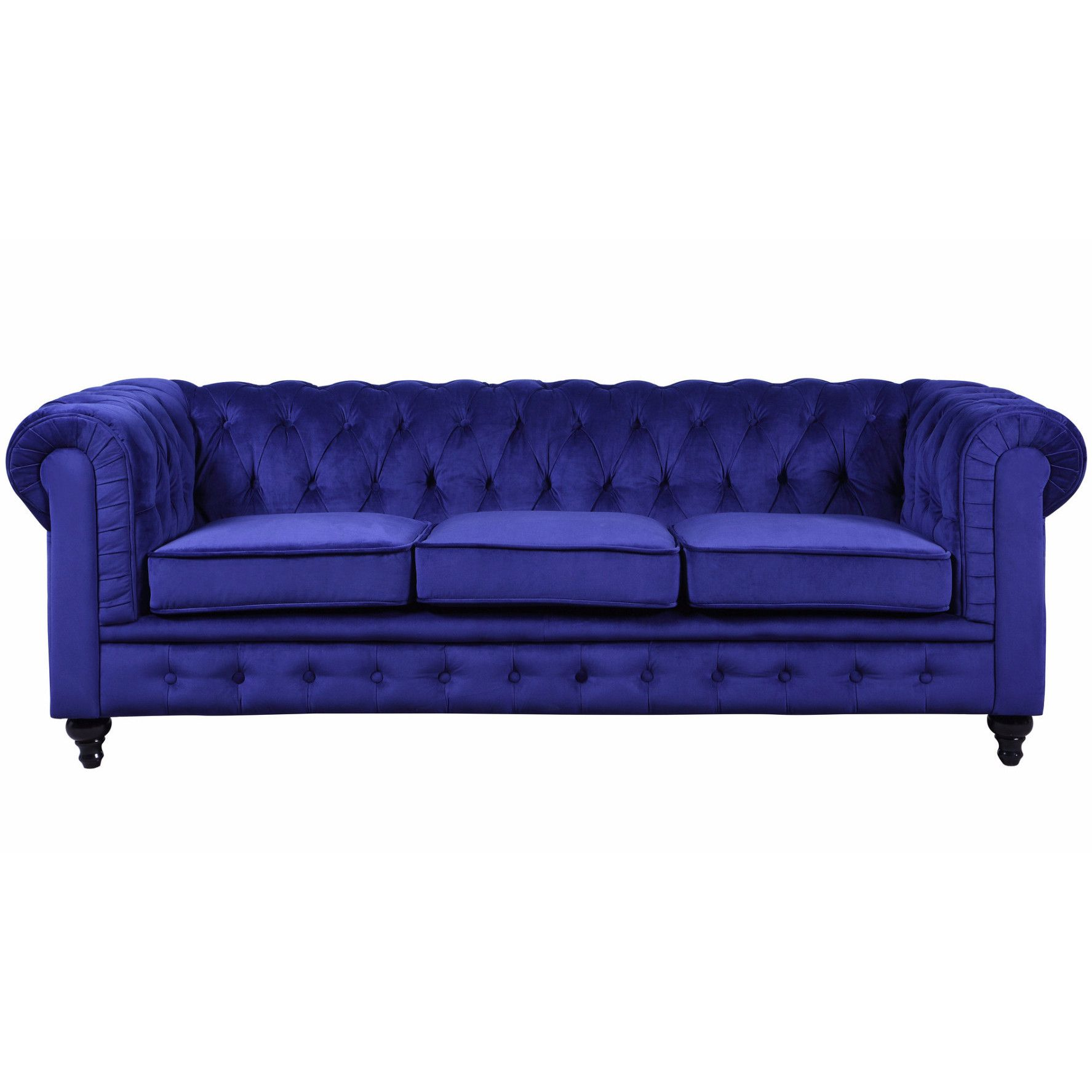 "Edith 87"" Chesterfield Sofa furniture Pinterest"