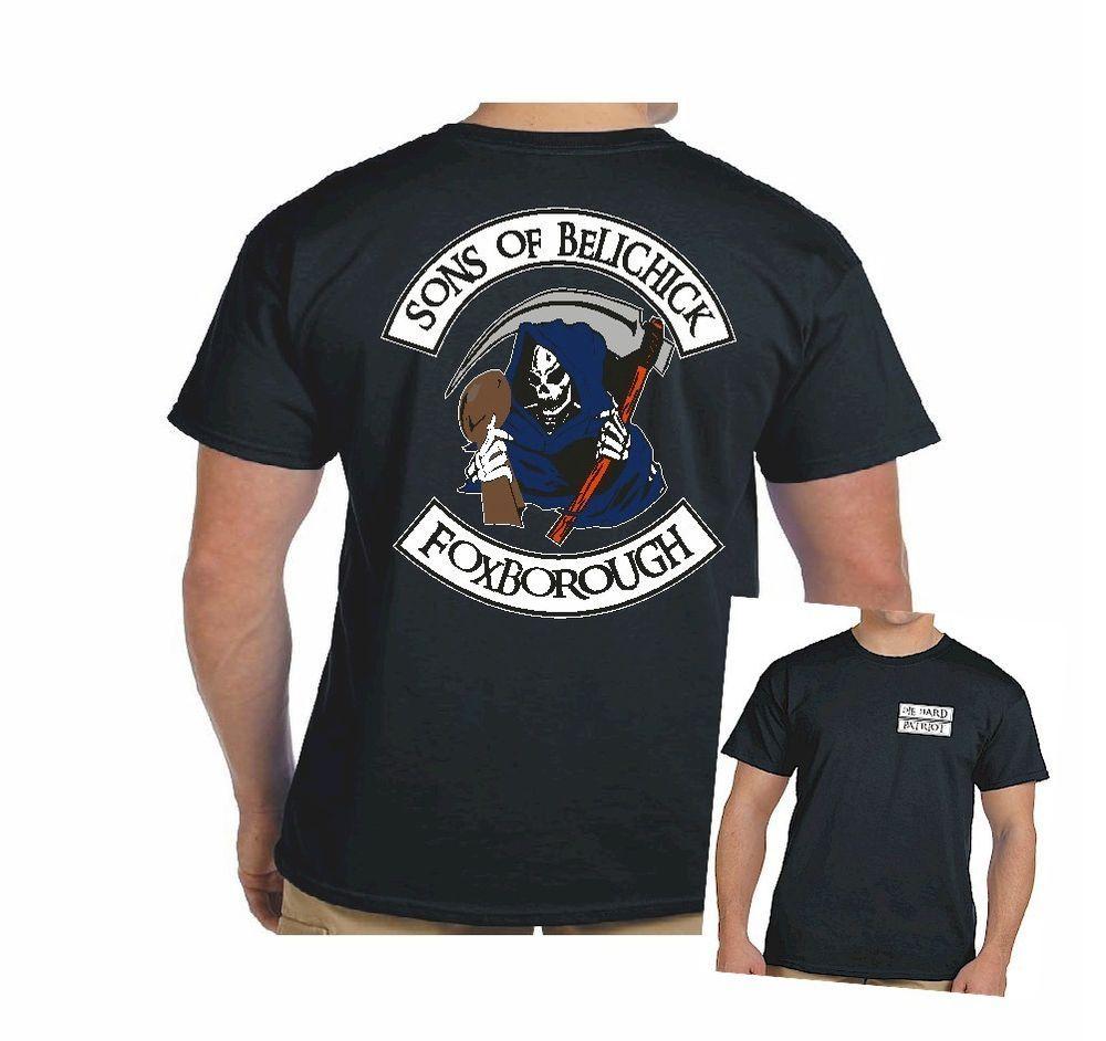 New England Football T-Shirt 13546fec0