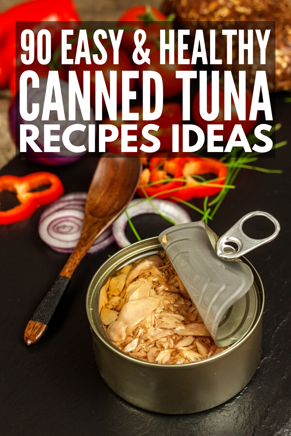 90 Healthy and Easy Canned Tuna Recipes ...