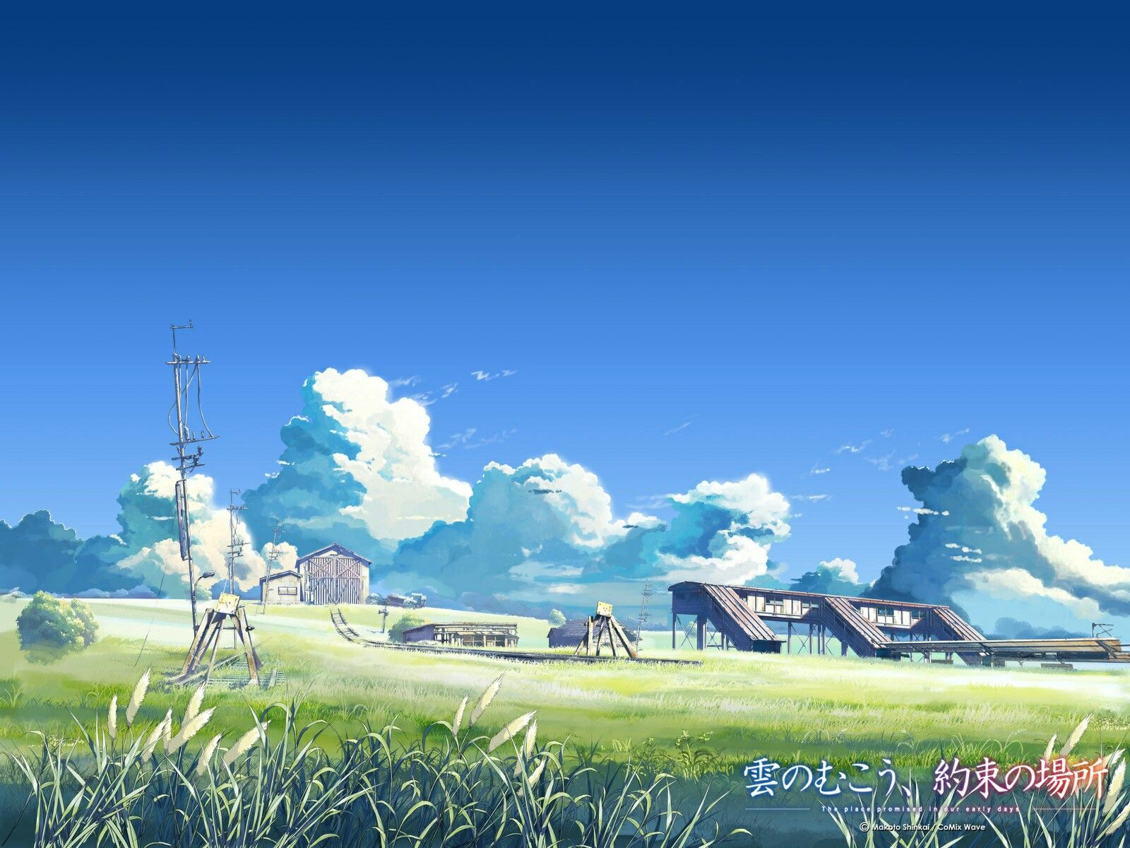 Anime World Hd Place Anime Scenery Anime Background Scenery Wallpaper
