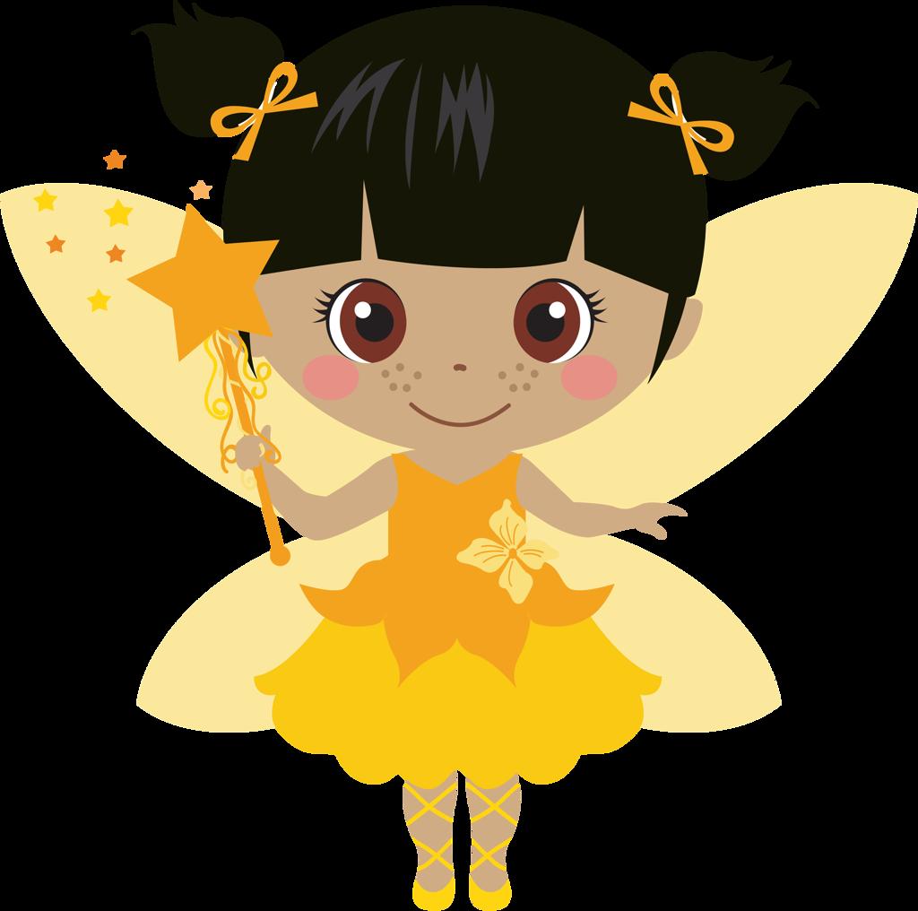 Fairy Cute Clip Arts