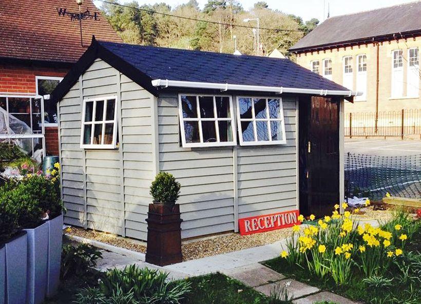 Malvern Garden Buildings Work Shed | Malvern - The Holt garden shed ...