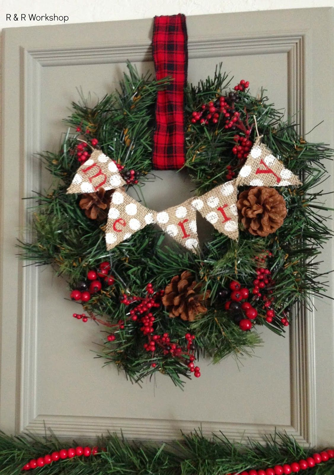 Here are only a handful of the creative Christmas decor ideas that were linked up. Description from craftberrybush.com. I searched for this on bing.com/images