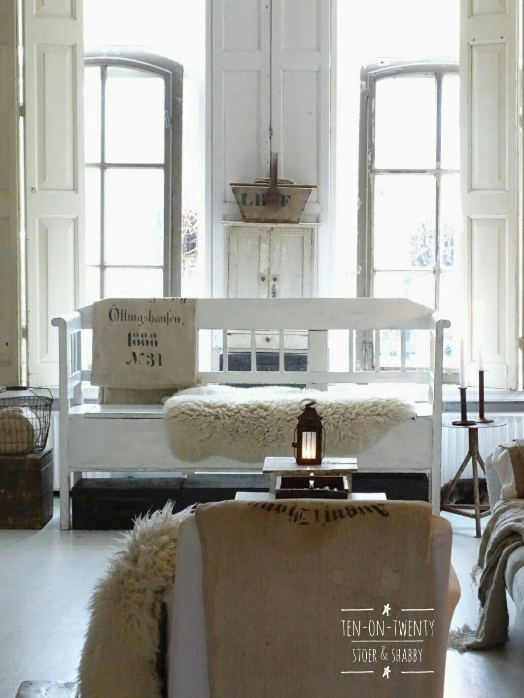 Franse Inrichting Woonkamer Tineke Instagram Ten On Twenty At Home Muebles Shabby Chic