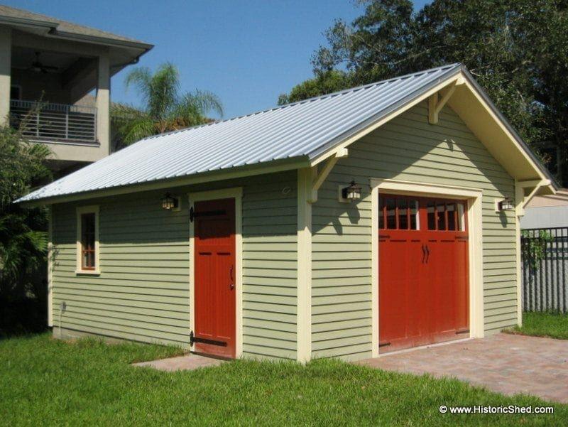 Detached Bungalow Garages Craftsman Style House Plans Detached Garage Designs Garage Construction