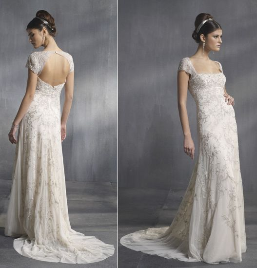 30 Pretty Perfect Embellished Wedding Dresses | Designer ...