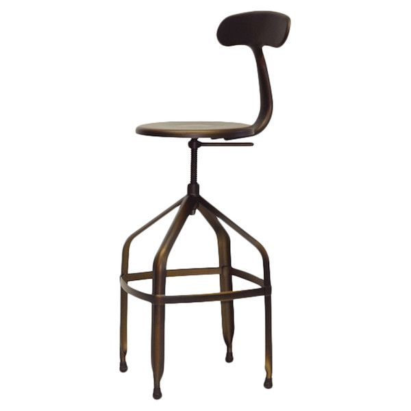 cooper adjustable barstool joss main les passementeries