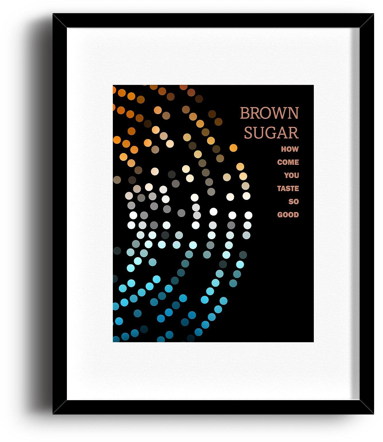 brown sugar lyrics - photo #12