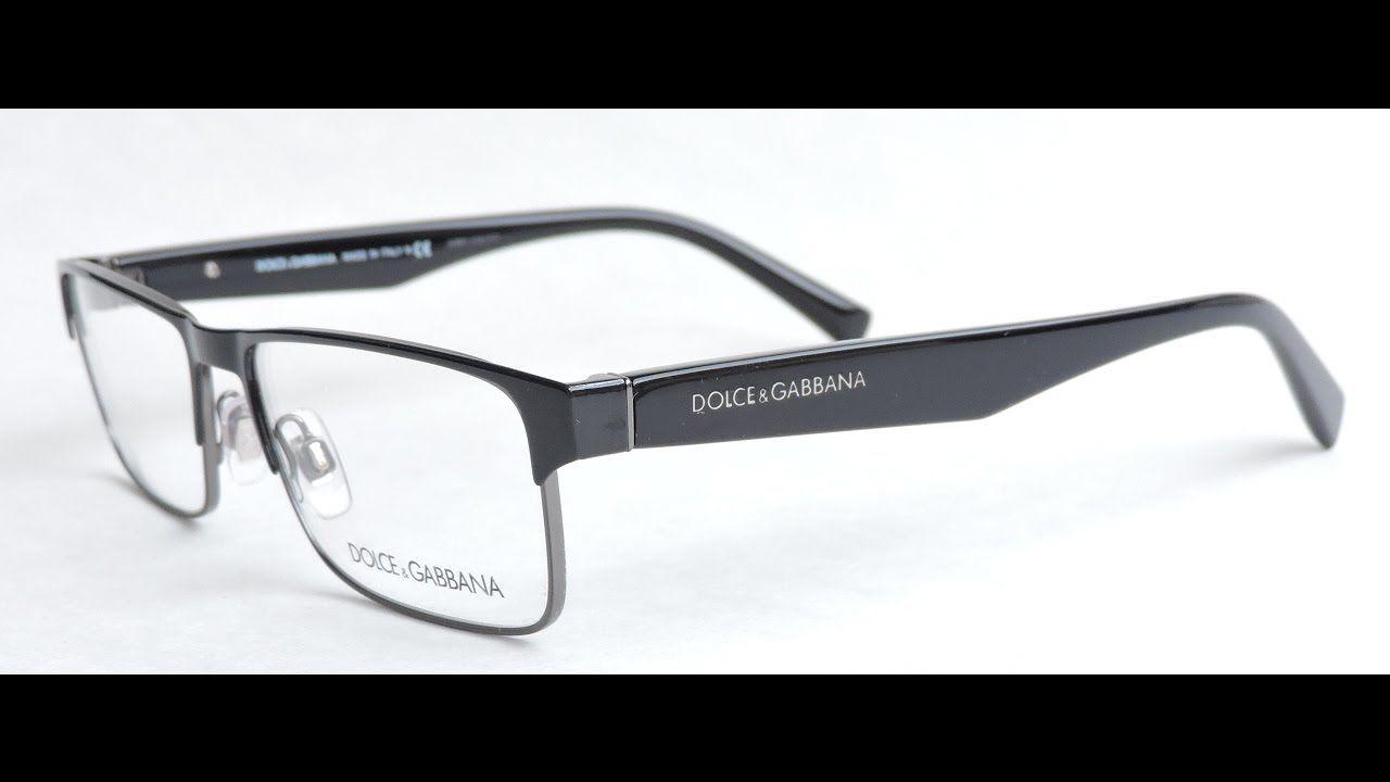 887576ef2cd3 Dolce Gabbana 1232 Eyeglasses 01 Black