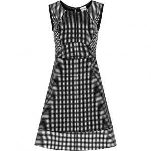 Reiss - Geometric Fit And Flare Dress Rico - $180.00 (50% off)