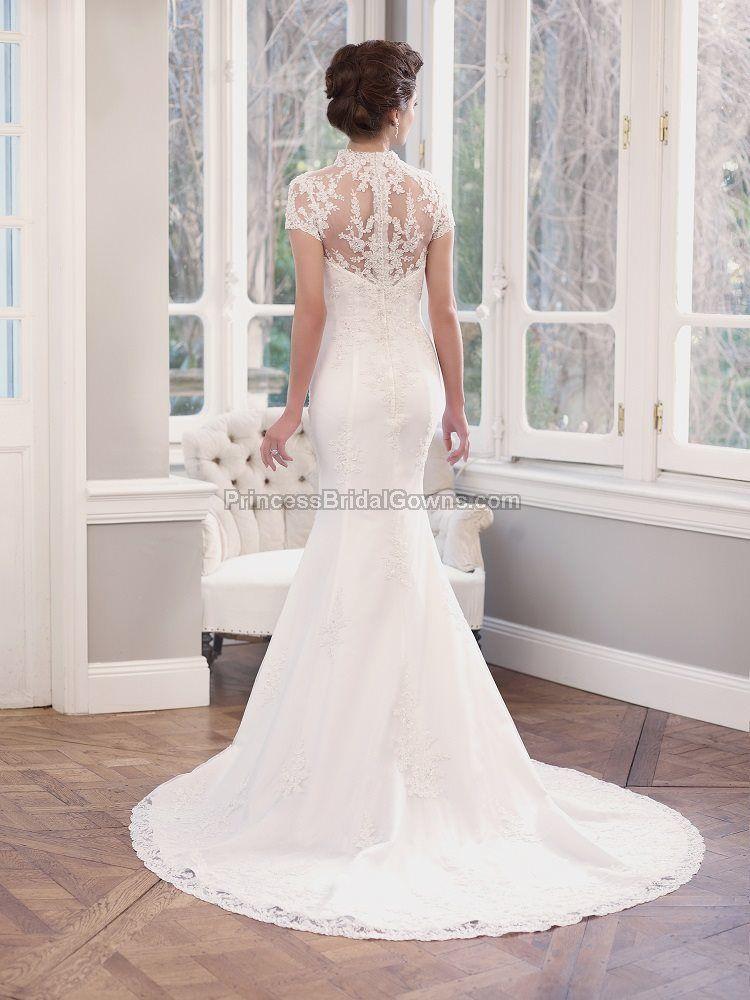 Mia Solano M1301Z - Wedding Dress M1301Z. View more online at www.PrincessBridalGowns.com.