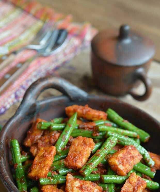 Resep Tumis Kacang Panjang Resep Koki Resep Masakan Indonesia Masakan Indonesia Resep Masakan