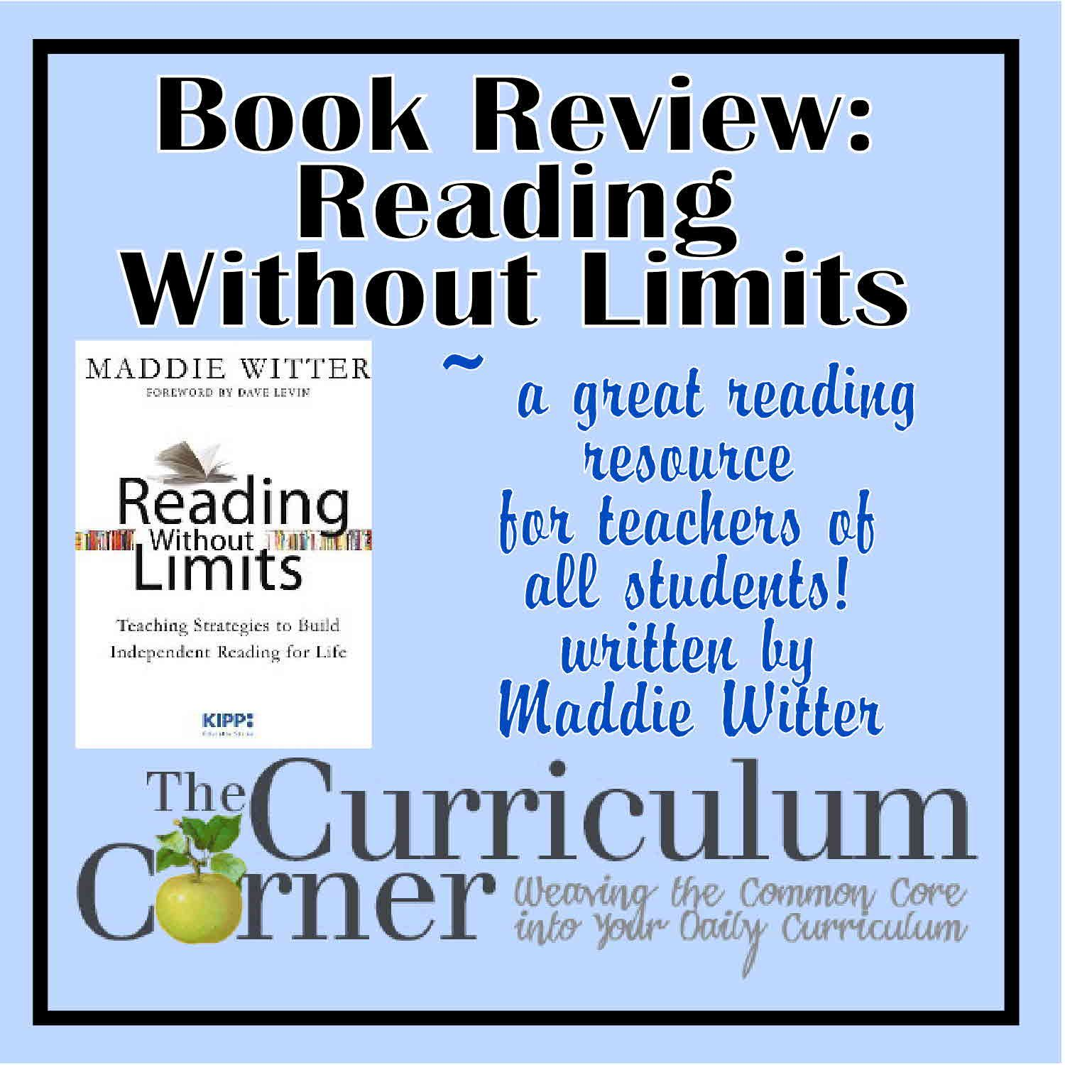 Reading Without Limits Book Review