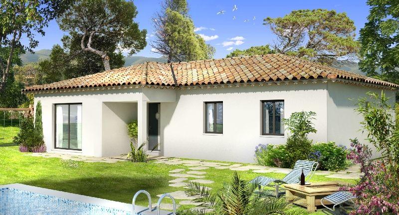 Constructeur maison, villa Alexia, construction villas tendances - construire une maison de 200m2